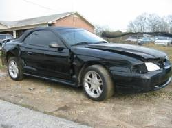 1998 Ford Mustang 4.6 Automatic - Black