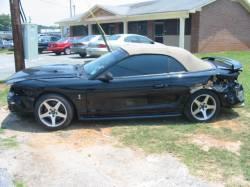 1998 Ford Mustang 4.6 4V T-45 Cobra - Black