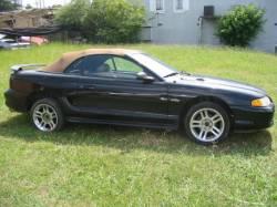 1998 Ford Mustang 4.6 Auto AOD-E - Black