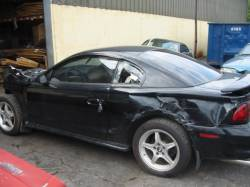 1998 Ford Mustang COBRA 4-V 5-Speed T-45 - Black