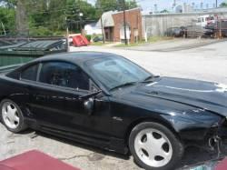 1998 Ford Mustang 4.6 2-V T-45 5-speed - Black