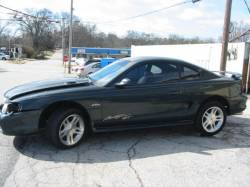 1998 Ford Mustang 4.6 Automatic AOD-E - Green
