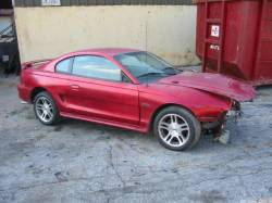 1997 Ford Mustang 4.6 2V T45 - Red