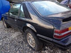 Parts Cars - 1986 LX Hatchback
