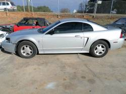 Parts Cars - 99-04 Ford Mustang Coupe 3.8 Automatic - Silver