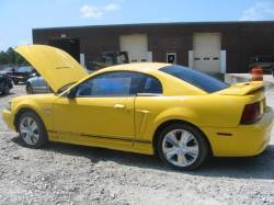 Parts Cars - 99-04 Ford Mustang Coupe 3.8 Manual - Yellow