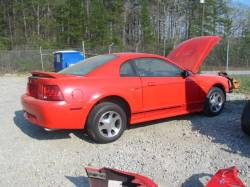 Parts Cars - 99-04 Ford Mustang Coupe 3.8 Manual  - Red