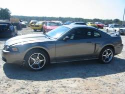 Parts Cars - 99-04 Ford Mustang Coupe 4.6 Manual - Gray