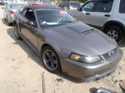 Parts Cars - 99-04 Ford Mustang Convertible 4.6 Automatic - Gray