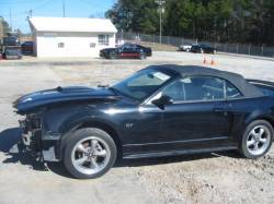 Parts Cars - 99-04 Ford Mustang Convertible 4.6 Manual - Blue
