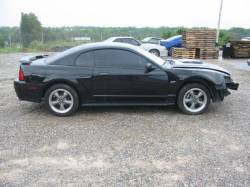 Parts Cars - 99-04 Ford Mustang Coupe 4.6 Automatic - Black