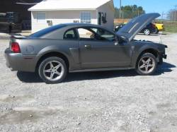 Parts Cars - 99-04 Ford Mustang Coupe 4.6 Automatic - Gray