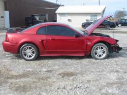 2004 Ford Mustang Coupe 4.6 Manual - Red
