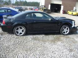 Parts Cars - 99-04 Ford Mustang Coupe 4.6 Manual - Black
