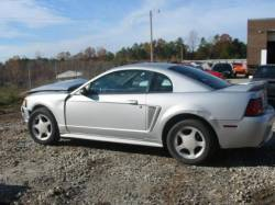 Parts Cars - 99-04 Ford Mustang Coupe 4.6 Automatic - Silver