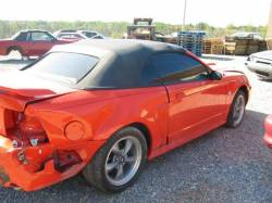 Parts Cars - 99-04 Ford Mustang Convertible 4.6 Automatic - Orange
