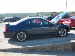 Parts Cars - 99-04 Ford Mustang Coupe 4.6 Manual - Blue