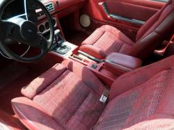 87-93 Ford Mustang Hatchback 5 Automatic - White - Image 5