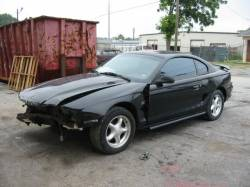 Parts Cars - 94-98 Ford Mustang Coupe 5 Automatic - Black