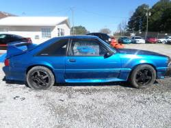 Parts Cars - 1990 Ford Mustang Hatchback 5.0 T5