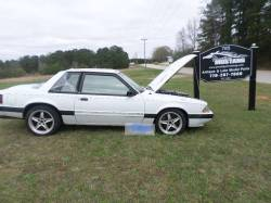1987-1993 - Parts Cars - 1988 Ford Mustang Coupe 5.0 T5