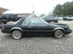 Parts Cars - 1983 Ford Mustang Coupe 3.8L Engine Automatic Transmission