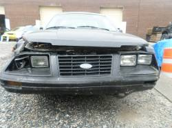 1983 Ford Mustang Coupe 3.8L Engine Automatic Transmission
