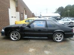 Parts Cars - 1989 Ford Mustang Hatchback 5.0L T5 Manual Transmission