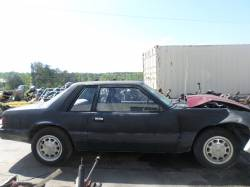 1979-1986 - Parts Cars - 1986 Ford Mustang 2.3L  Manual Transmission