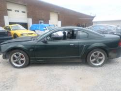 1999-2004 - Parts Cars - 2001 Mustang Bullit 4.6 SOHC T3650