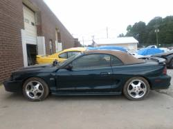 1994-1998 - Parts Cars - 1994 Mustang Convertible 5.0 T5 Manual Transmission