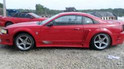 1999-2004 - Parts Cars - 1999 Ford Mustang Saleen 4.6 T45