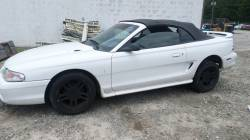 1994-1998 - Parts Cars - 1994 Ford Mustang Convertible 3.8 T5 Manual Transmission