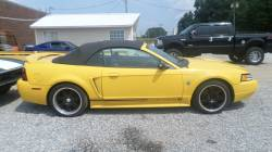1999-2004 - Parts Cars - 1999 Ford Mustang Convertible 3.8 Automatic
