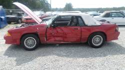 1987-1993 - 1989 Ford Mustang Convertible 5.0