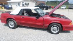 1989 Ford Mustang Convertible 5.0