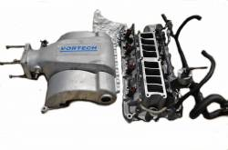 Performance, Conversions, and Swap Meet Inventory - 1986-1995 Mustang 5.0L EFI Vortech Upper and Lower Intake Manifold with 30 lb. Injectors