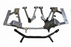 Performance, Conversions, and Swap Meet Inventory - 1979-1993 Mustang UPR Chrome Moly Tubular K Member with Control Arms