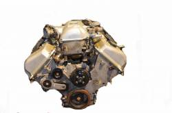 Engine - Engines - 1996-1998 Mustang DOHC Cobra 4.6L Engine