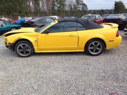 1999-2004 - Parts Cars - 2004 Ford Mustang Convertible 4.6 SOHC 4R7W AODE Automatic Transmission