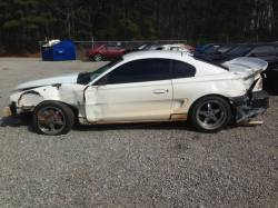1994-1998 - Parts Cars - 1997 Ford Mustang COBRA Manual
