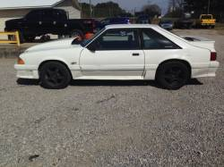 1987-1993 - Parts Cars - 1988 Ford Mustang GT White