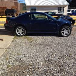1999-2004 - Parts Cars - 2001 Ford Mustang GT-Blue