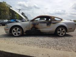 2005-2010 - Parts Cars - 2006 Ford Mustang-Silver