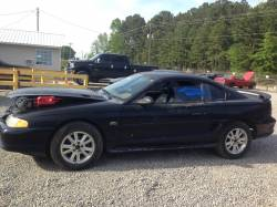 1994 Ford Mustang Coupe Manual Transmission
