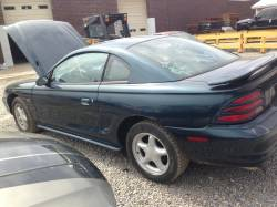 1994-1998 - Parts Cars - 1994 Ford Mustang Coupe Automatic