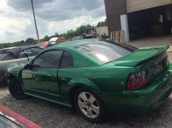 1999-2004 - Parts Cars - 1999 Ford Mustang Cobra