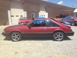 1987-1993 - Parts Cars - 1991 Ford Mustang LX