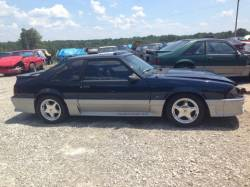 1987-1993 - Parts Cars - 1992 Ford Mustang Blue