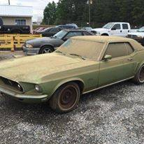 1964-1973 - Cars for Sale - 1969 Ford Mustang Grande $10,500.00